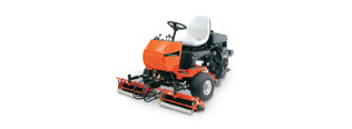 Greensmäher:                     JACOBSEN - Greens King IV Plus