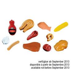 Grillzubehör: Weber-Grill - Grillbesteck Kompakt  Art.-Nr.6645