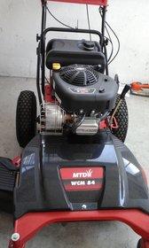 Gebrauchte  Rasenmäher: MTD - Großflächenmäher WCM 84 - MTD - gebraucht (gebraucht)