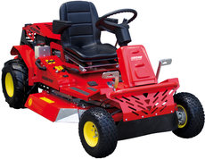 Aufsitzmäher: AS-Motor - AS 1040 YAK 4WD