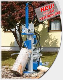 Holzspalter: Binderberger - H25 E