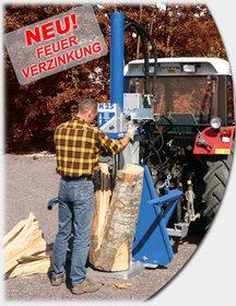 Holzspalter: Binderberger - H12 E