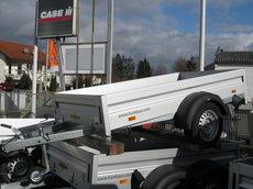 Gebremst: Humbaur - HA 132513 mit klappb. VW