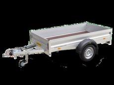 Mieten  Ungebremst: Unsinn-Anhänger - PKW-Anhänger, 750 kg, ungebremst (mieten)