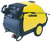 Heißwasser-Hochdruckreiniger: Kärcher - HDS 550 C Eco