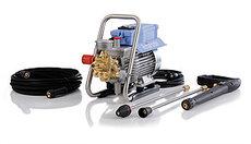 Kaltwasser-Hochdruckreiniger: Kränzle - B 16/220 mit Edelstahlfahrgestell, Drehzahlregulierung