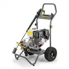 Kaltwasser-Hochdruckreiniger: Kränzle - quadro 1200 TS T mit Turbokiller, Edelstahlfahrwerk