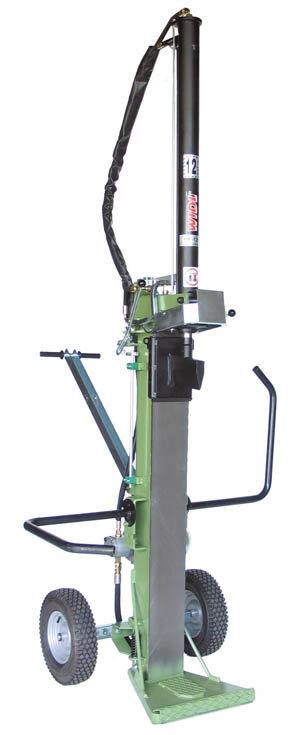 Holzspalter:                     Widl - HF-125 Drehstrom (Spalter ohne Zubehör 16.194)