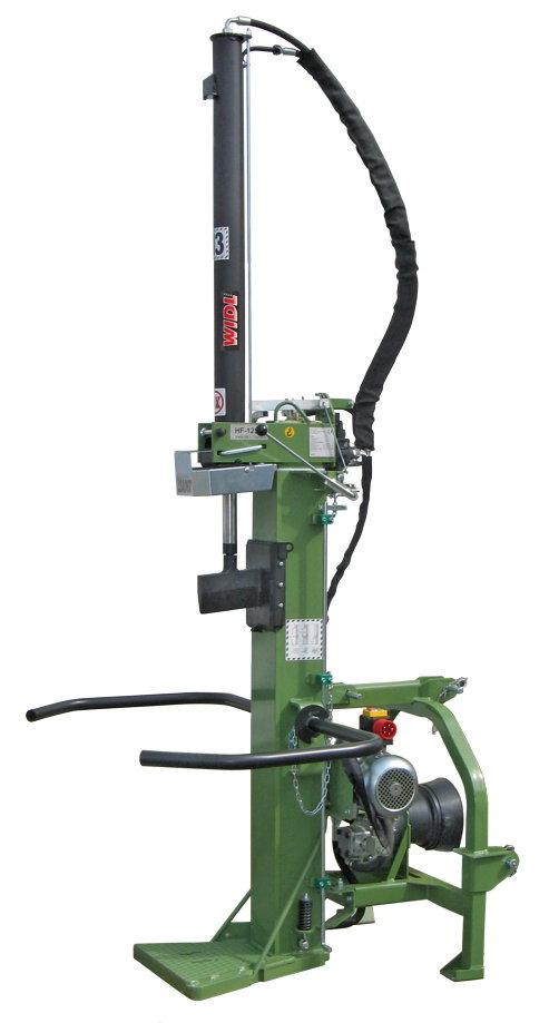 Holzspalter:                     Widl - HF-125/K Drehstrom/Zapfwelle (Spalter ohne Zubehör 16.196)