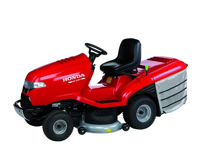 Rasentraktoren:                     Honda - HF 2417 HM