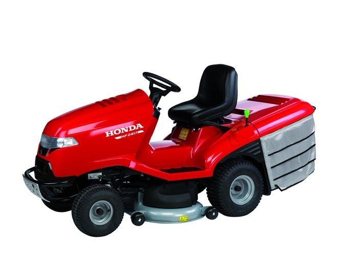 Rasentraktoren:                     Honda - HF 2417 HT