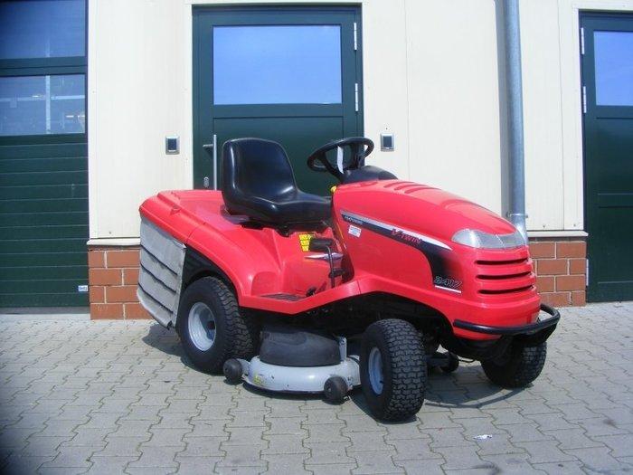 Gebrauchte                                          Aufsitzmäher:                     Honda - HF 2417 HTE (gebraucht)