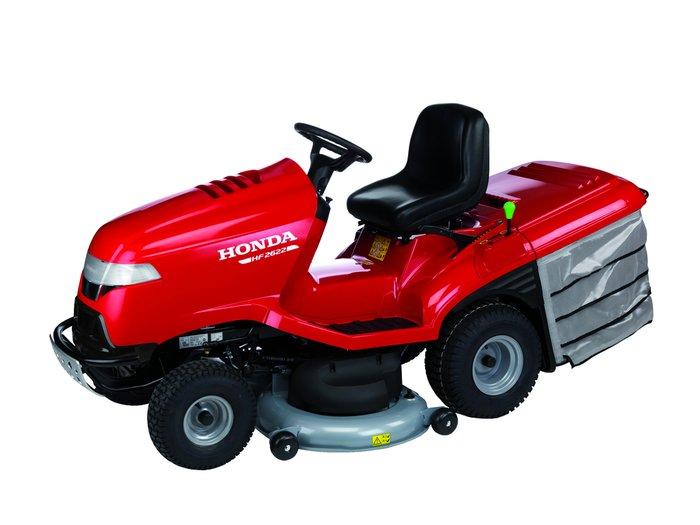 Rasentraktoren:                     Honda - HF 2622 HM