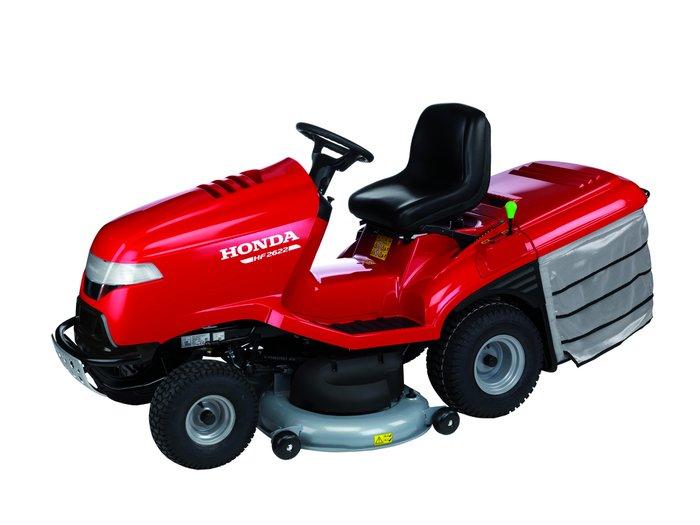 Rasentraktoren:                     Honda - HF 2622 HT