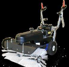 Kehrmaschinen: Tielbürger - tk58 hydrostat (Honda GXV 160)