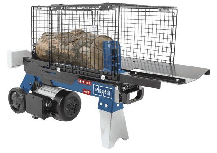 Holzspalter:                     Scheppach - HL660o
