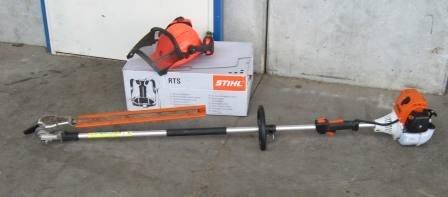 Gebrauchte                                          Heckenscheren:                     Stihl - HL 100 180014 (gebraucht)