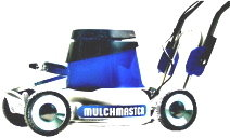 Mulchrasenmäher:                     Mulchmaster - HM 37 E