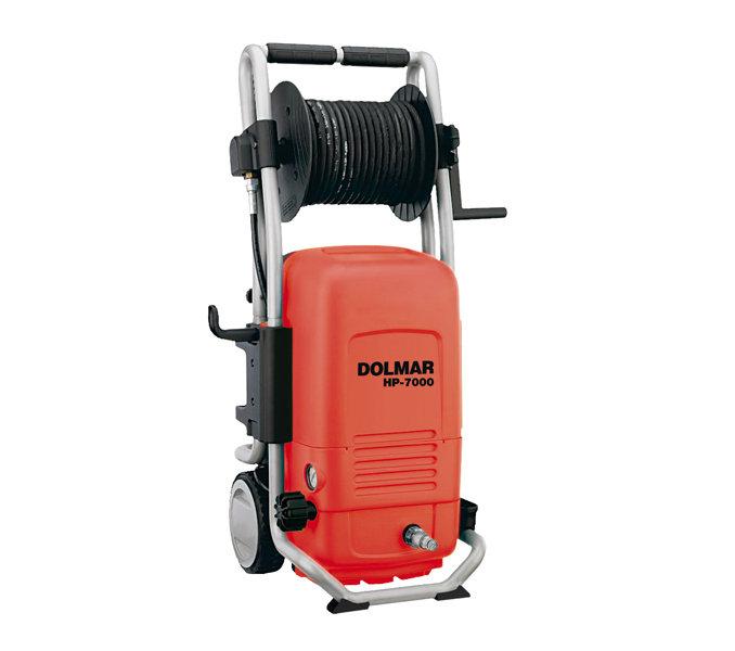 Kaltwasser-Hochdruckreiniger:                     Dolmar - HP-7000