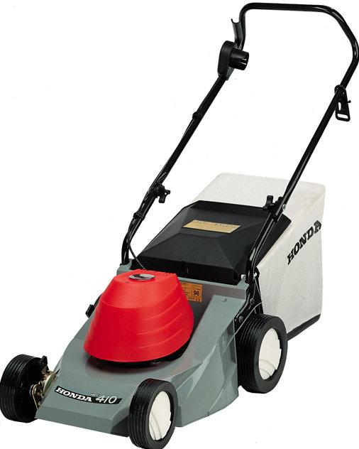 Elektrorasenmäher:                     Honda - HRE 410 P
