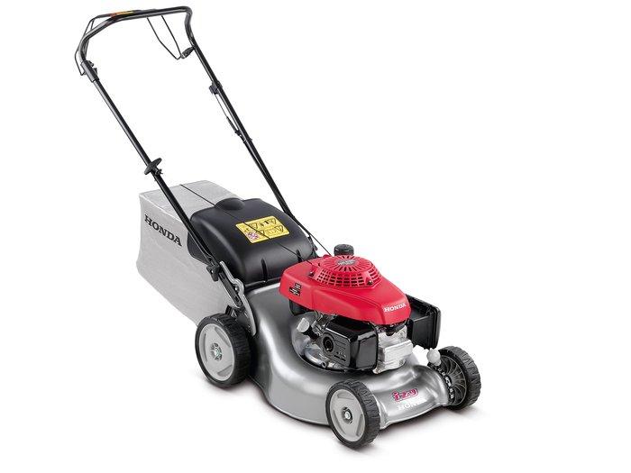 Benzinrasenmäher:                     Honda - HRG 416  IZY SK