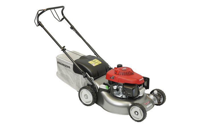 Benzinrasenmäher:                     Honda - HRG 466 SKEP