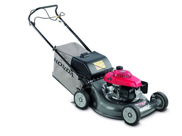 Benzinrasenmäher:                     Honda - HRG 536 SD