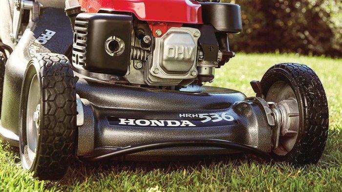 Benzinrasenmäher:                     Honda - HRH 536 QX