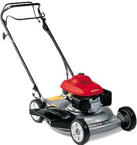 Benzinrasenmäher:                     Honda - HRS 536C SD