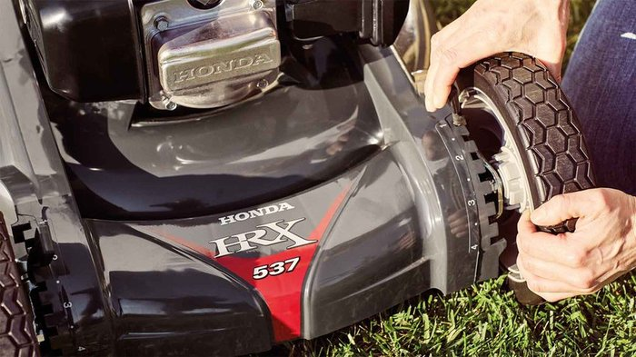 Angebote                                          Benzinrasenmäher:                     Honda - HRX 537C VK (Schnäppchen!)