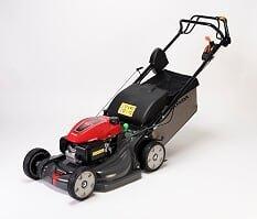 Benzinrasenmäher:                     Honda - HRX 537 C5 HZ