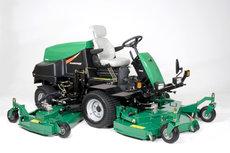 Kommunalfahrzeuge: RANSOMES - HR 6010 Rotationsmäher
