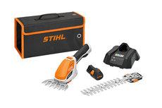 Akkuheckenscheren: Stihl - HSA 56  inkl AK 10 und AL 101