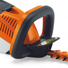 Bügelgriff: Der ergonomische Bügelgriff ist ideal für jede Arbeitsrichtung und ermöglicht Kräfte schonendes, langes Arbeiten.
