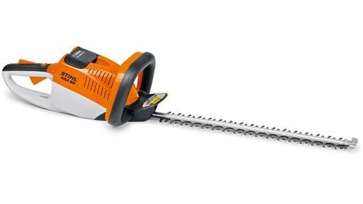 Akkuheckenscheren:                     Stihl - HSA 66 ohne Akku und Ladegerät