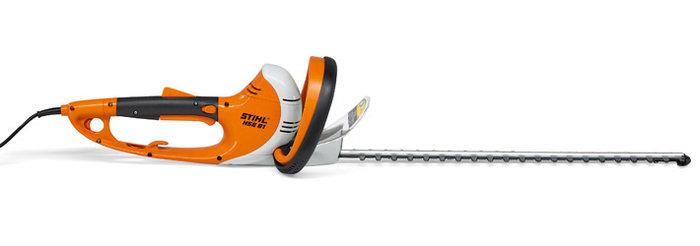 Angebote                                          Heckenscheren:                     Stihl - HSE 61 (60 cm) (Empfehlung!)