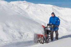 Schneefräsen: Honda - HSS 655 TS