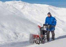 Schneefräsen: MTD - Optima ME 66