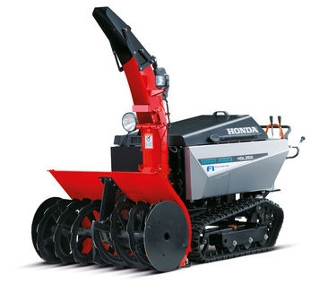 Schneefräsen:                     Honda - HSL 2511 E
