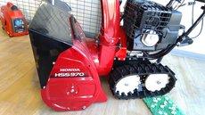 Gebrauchte  Schneefräsen: Honda - HSS970T (gebraucht)