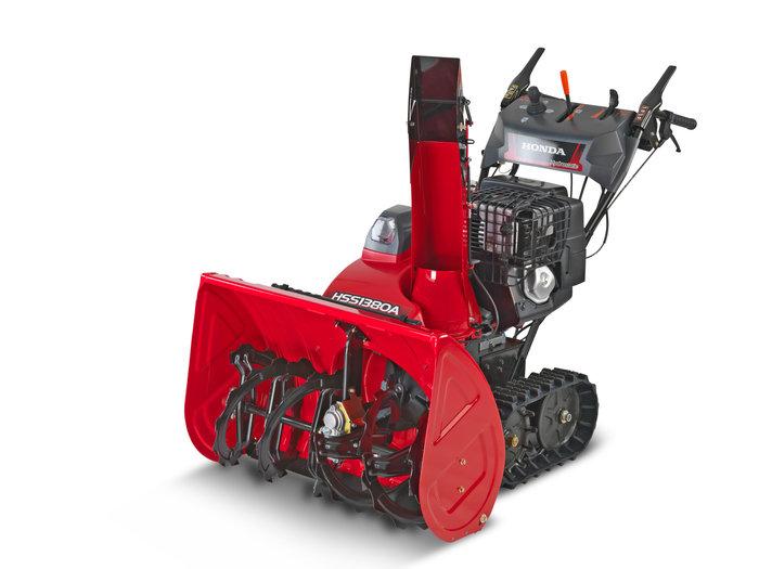 Schneefräsen:                     Honda - HSS 1380A TD