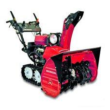 Schneefräsen: Honda - HSS 1380 TS