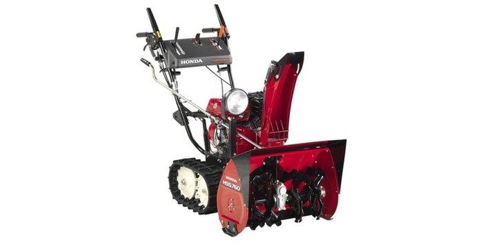 Angebote                                          Schneefräsen:                     Honda - HSS 760 T  (Empfehlung!)