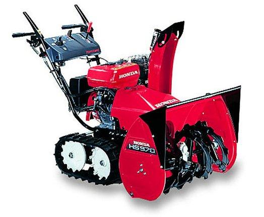 Schneefräsen:                     Honda - HSS 970 T