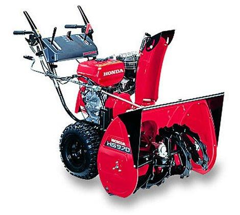 Schneefräsen:                     Honda - HSS 970 W