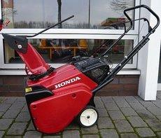 Gebrauchte  Winterdienst: Honda - HS 550 Schneefräse (gebraucht)
