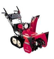 Schneefräsen:                     Honda - HS 760 TS