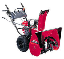 Schneefräsen: Honda - HS 760 WS