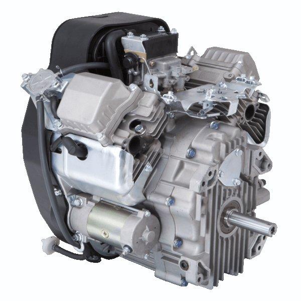 Kraftvoller Motor
