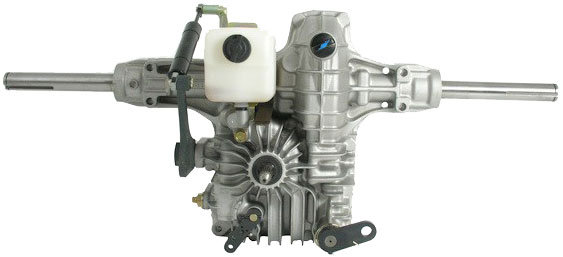Profi-Getriebe K62 von Tuff-Torq